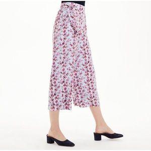 CLUB MONACO | Floral Print Pants size 2